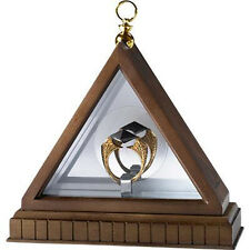 Harry Potter: Official Warner Bros Horcrux Ring In Display Case - New