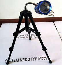 Universal Adjustable Aluminum Alloy Tripod Stand For Camera Fishing Light