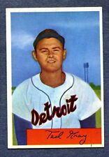 1954 Bowman #71 Ted Gray  - Detroit Tigers