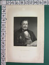 c1850 ANTIQUE PRINT ~ SIR H POTTINGER