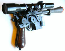 Star Wars Han Solo Blaster GREEDO KILLER - Real MGC & Super Compac 4X31 scope!