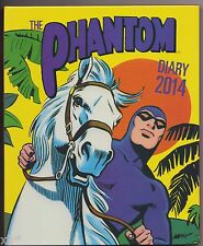THE PHANTOM THE OFFICIAL 2014 PHANTOM DIARY HARD COVER DIARY