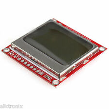 5110 Screen LCD Module Display White backlight 84*48