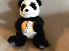 """Panda bear soft plush toy Stuffed Animal Fortune Cookie Lucky in Love 10"""""""