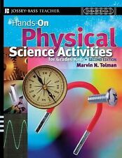 Hands-On Physical Science Activities for Grades K-6 26 by Marvin N. Tolman...