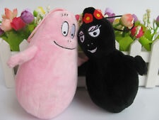 2pcs Barbapapa and Barbamama Plush Toy New free shipping