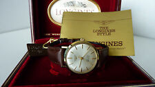 Longines Grand Prize Automatic Men's watch Gold plated 14 KT