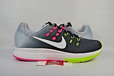 NEW Women's Nike Air Zoom Structure 19 PINK BLAST BLACK 806584-009 sz 7