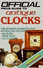 Antique Clocks: 3rd Edition Official Price Guide to Clocks