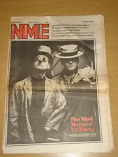 NME 1980 OCT 4 ROD STEWART POLICE JOY DIVISION MADNESS