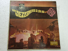 THE JETLINERS GO GO THE BLOW UP garage fuzz female LP SRI LANKA POP POKORA VG+