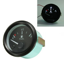 2inch 52mm Universal Car Fuel Level Gauge Meter With Fuel Sensor