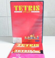 PC-88: Tetris - Bullet-Proof 1988