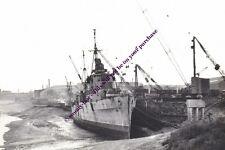 rp13183 - Royal Navy Warship HMS Arethusa , built 1935 at Breakers - photograph