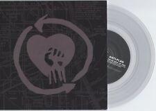 """Rise Against/Anti-Flag """"split"""" 7"""" vinyl OOP Nofx Against Me"""