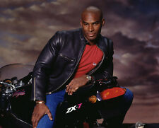 Tyson Beckford UNSIGNED photo - E392 - Host of Make Me a Supermodel