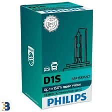 Philips D1S X-treme Vision up to 150% more View Xenon Bulbs 85415XV2C1 Single