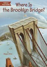 Where Is the Brooklyn Bridge?, Stine, Megan, Good Book