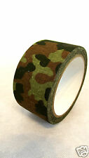 Material camo tape  camo rifle gun knife wrap Heavy duty cloth camping fishing