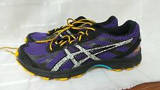 ASICS WOMENS GEL FUJI RACER RUNNING SHOE T268N Purple Size 7 186G