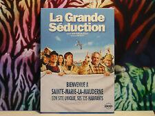 DVD d'occasion excellent état - Film : LA GRANDE SEDUCTION ... Comédie