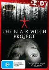 The Blair Witch Project (DVD, 2009) PRE OWNED PAL 4
