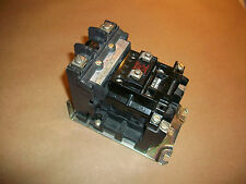 Allen Bradley Lighting Contactor 500F-AOD92    Size 0   120v coil   NICE!