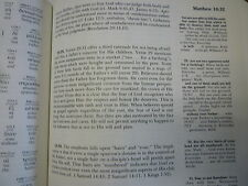 MATTHEW Text Greek Study Bible with Commentary 750 Pages CBL Hardcover ~ NEW