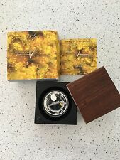 2011 $1 TREASURES OF AUSTRALIA GOLD 1OZ SILVER PROOF COIN