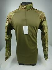 NEW Genuine British Army Latest Issue MTP UBACS Surplus Shirt UK large wide