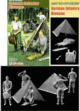 o Dragon 6695 - German Infantry Bivouac - Scala 1/35