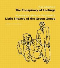 The Conspiracy of Feelings and the Little Theatre of the Green Goose (2014,...