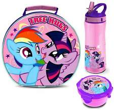 My Little Pony' Amigos' almuerzo bag/box y congelar Stick Botella | Ponis