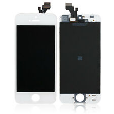 LCD DISPLAY + TOUCH SCREEN DIGITIZER ASSEMBLY per APPLE iPhone 5G 5  BIANCO