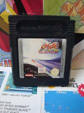 Game Boy GB:Chase H.Q. - Secret Police [TOP ARCADE TAITO / RARE] SEUL - Fr