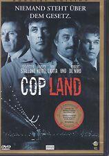 DVD - Cop Land (Sylvester Stallone, Robert De Niro) / #13436