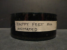 Happy Feet  2006 35mm Trailer  film collectible cells FLAT 1 min 30 sec.