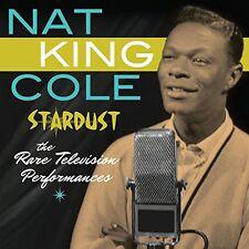 Nat King Cole: Stardust--The Rare Television Performances (2CD Set) 56 TRACKS
