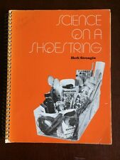 Science on a Shoestring Experiments Activity Book Grade K 1 2 3 4 5 6 7