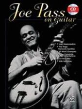 Joe Pass On Guitar with CD (Audio) (Cpp Media Video Transcription), Joe Pass, Ne