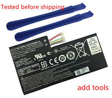 original Battery AC13F8L AC13F3L for Acer Iconia Tab Acer A1-A810 W4-820P tablet