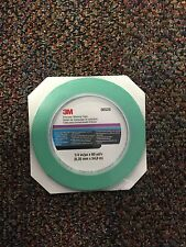 "3M Fine Line Mint Green Precision Masking Tape,1/4"" x 60 yards-(3M-6525, 06525)"