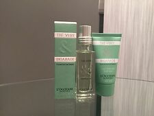 Loccitane The Vert And Bigarade 30ml EDT And 50ml Body Lotion Set
