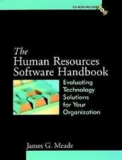 The Human Resources Software Handbook: Evaluating Technology Solutions for Your
