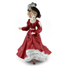 Royal Doulton Pretty Ladies Patricia Petite of the Year 2007 HN4924 Holiday Gift