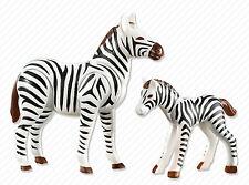 YRTS 7898 Playmobil - CEBRA CON BEBÉ ¡NUEVO PRECINTADO EN BOLSA! animales bebe