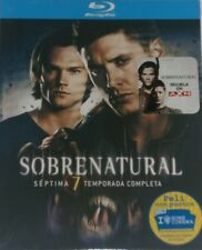 Supernatural, Komplette Staffel 7, 4 Blu Ray Box, NEU & OVP