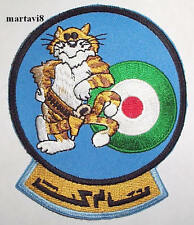 Iranian Air Force `Tomcat`  Cloth Badge / Patch  (F14-8)