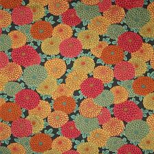 Kaffe Fassett Collective Joy Brown Floral Quilting Quilt Fabric by the Yard