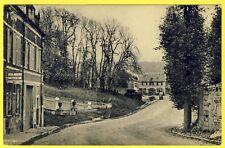cpsm 78 - DAMPIERRE en YVELINES Vallée de Chevreuse La DEMIE LUNE Boulangerie